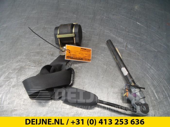 Gordelspanner rechts - Renault Grand Scenic