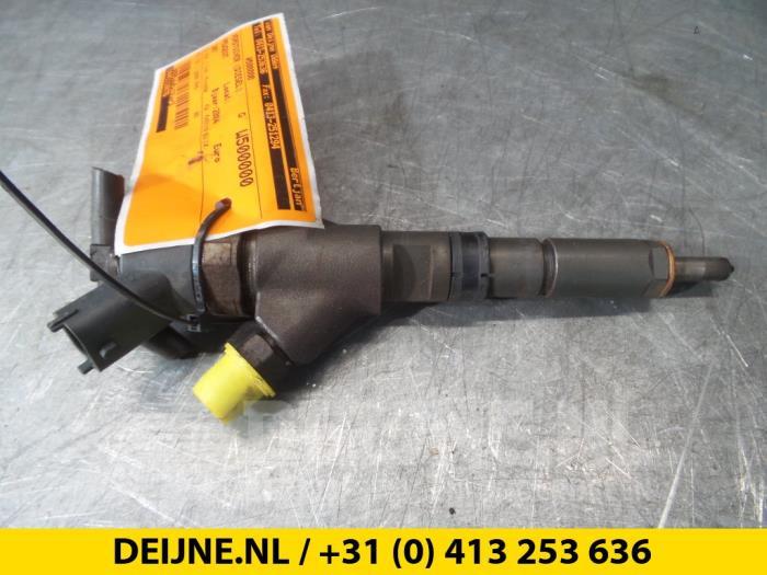 Verstuiver (diesel) - Peugeot 307