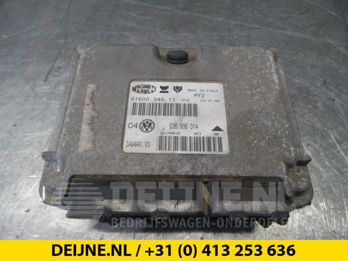 Computer Motormanagement - Volkswagen Golf