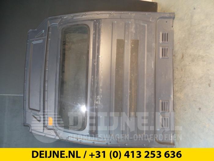 Tussenschot Cabine - Volkswagen Crafter