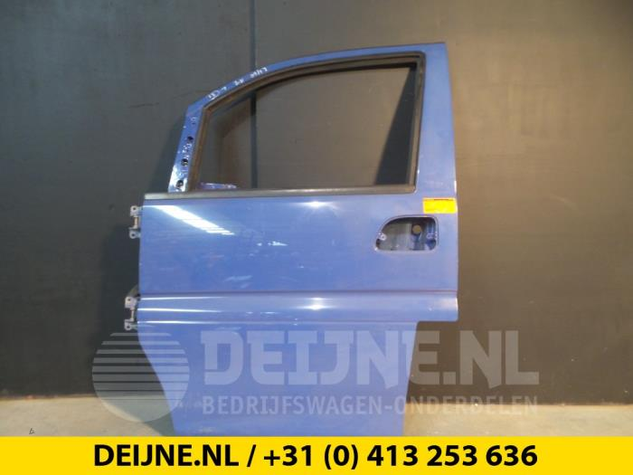 Portier 2Deurs links - Mitsubishi L400