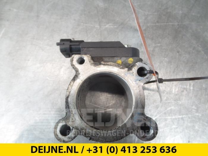 Map Sensor (inlaatspruitstuk) - Renault Trafic