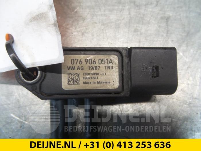 Roetfilter sensor - Volkswagen Crafter
