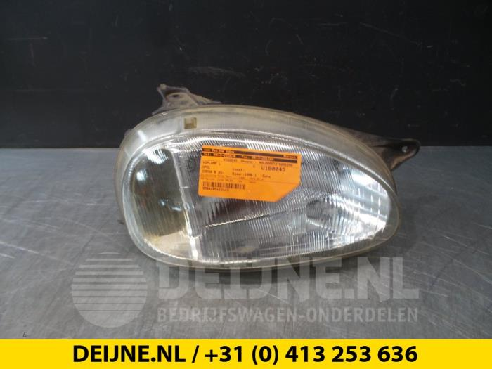 Koplamp links - Opel Corsa