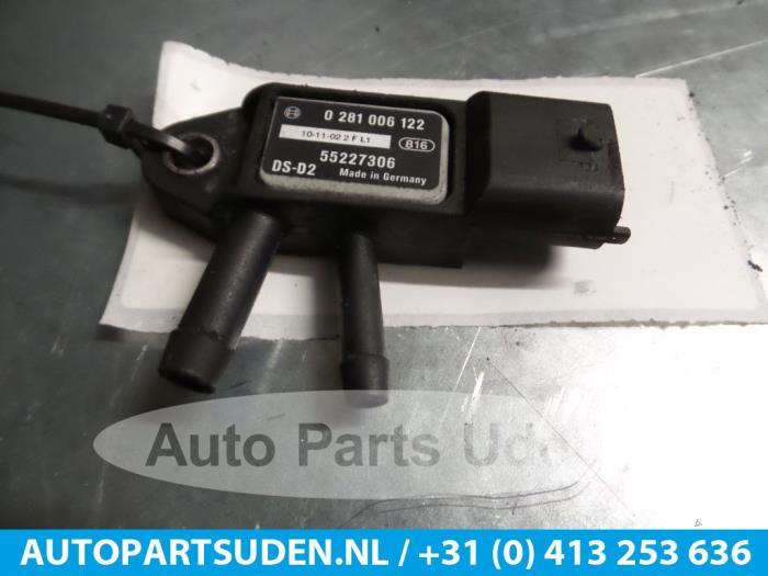 Map Sensor (inlaatspruitstuk) - Peugeot Bipper