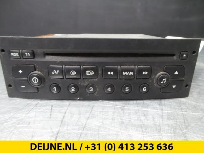 Radio - Citroen Berlingo