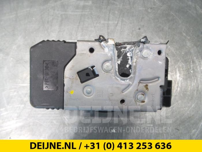 Slotmechaniek achterdeur Bus-Bestel - Renault Trafic