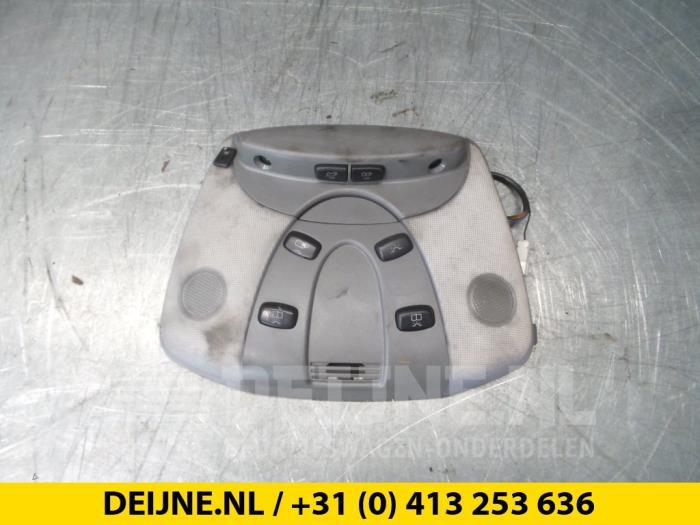 Binnenverlichting voor - Volkswagen Crafter