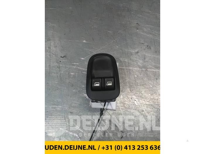 Elektrisch Raam Schakelaar - Peugeot 206