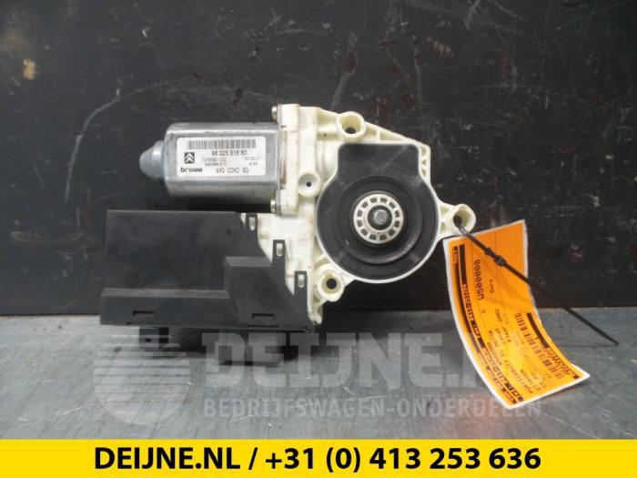 Raammotor Portier - Citroen C5