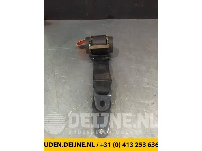 Veiligheidsgordel rechts-achter - Peugeot 206