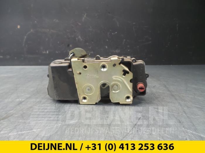 Deurslot Mechaniek 4Deurs rechts-achter - Citroen Xsara Picass