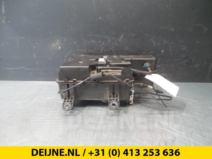 Additatief tank - Citroen Jumper