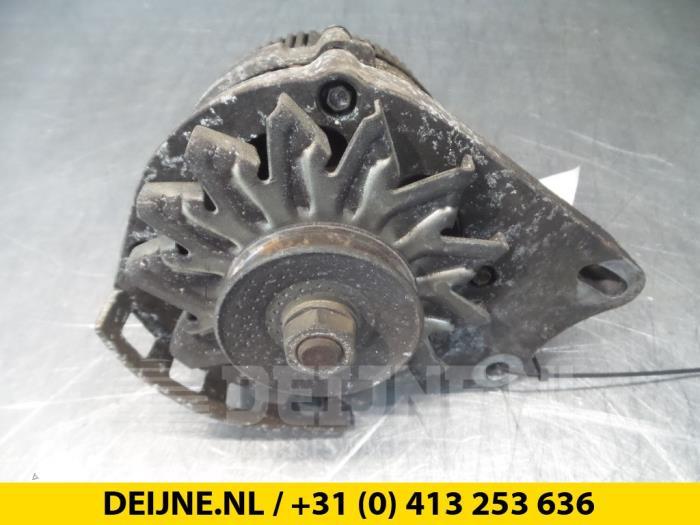 Dynamo - Fiat Cinquecento