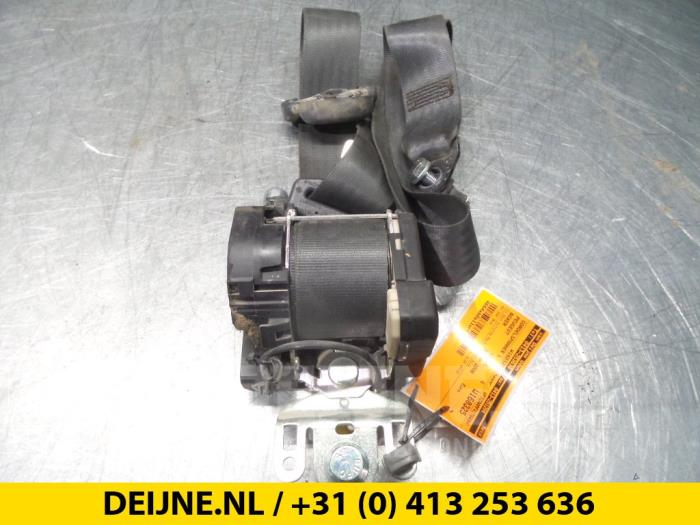 Gordelspanner links - Peugeot Boxer