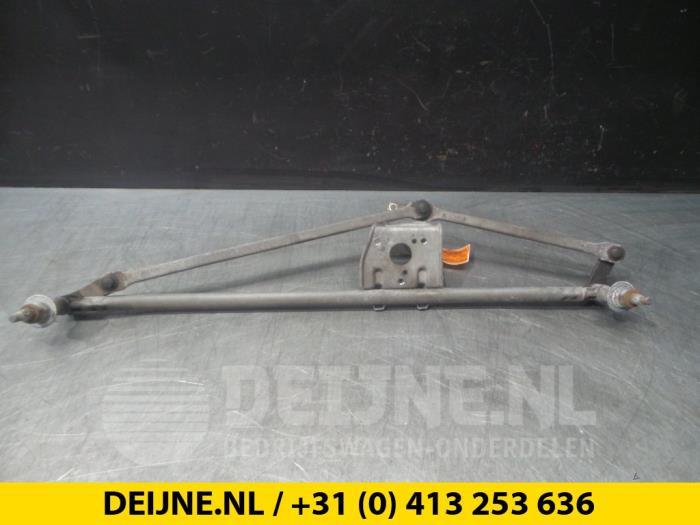 Ruitenwis Mechaniek - Renault Master