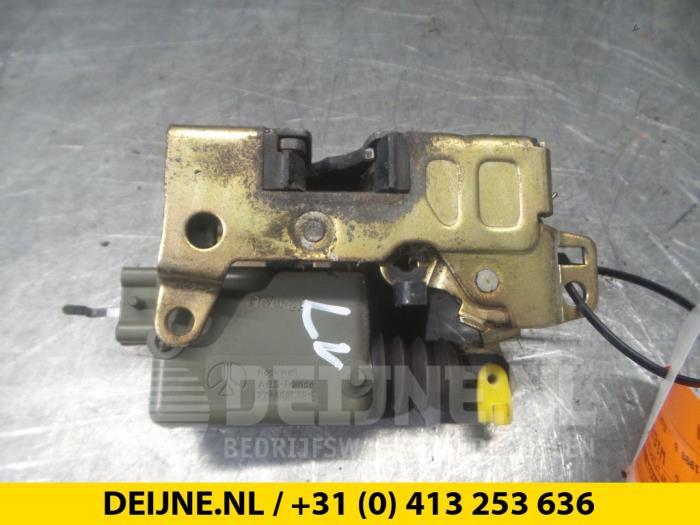 Deurslot Mechaniek 2Deurs links - Renault Master