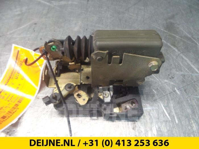 Deurslot Mechaniek 2Deurs rechts - Renault Master