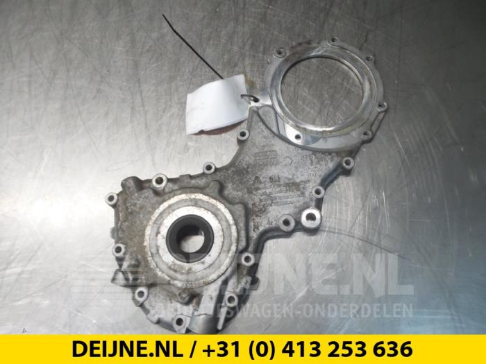 Distributiedeksel - Ford Transit Connect