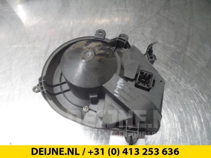 Kachel Ventilatiemotor - Volkswagen Passat
