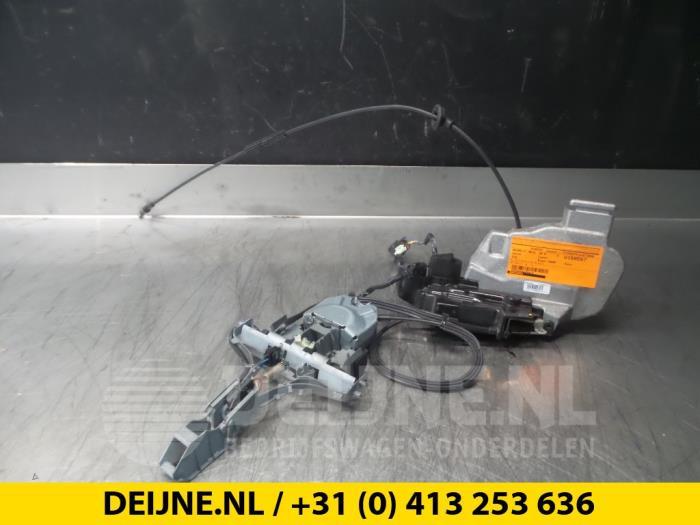 Deurslot Mechaniek 2Deurs rechts - Volvo C70