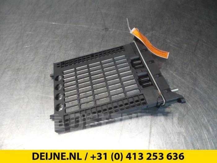 Kachel Verwarmingselement - Mercedes A-Klasse