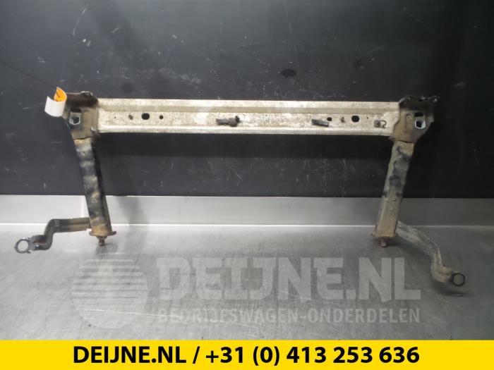 Radiateurbalk - Renault Megane