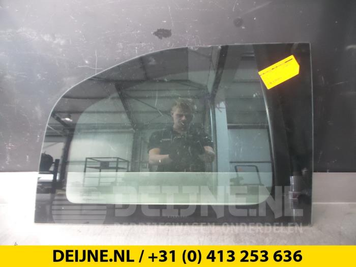 Extra Ruit 2Deurs rechts-achter - Peugeot Partner