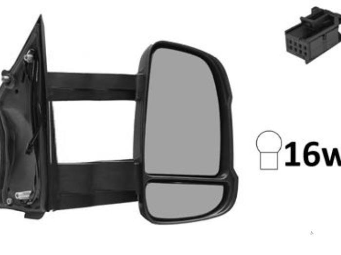 Spiegel Fiat Ducato : Nieuwe fiat ducato spiegel buiten rechts 735620708 van deijne