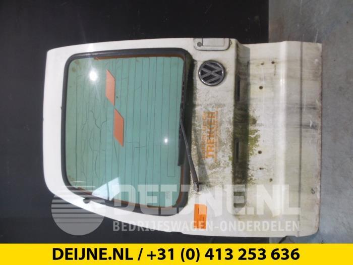 Achterdeur Bus-Bestelauto - Volkswagen Caddy