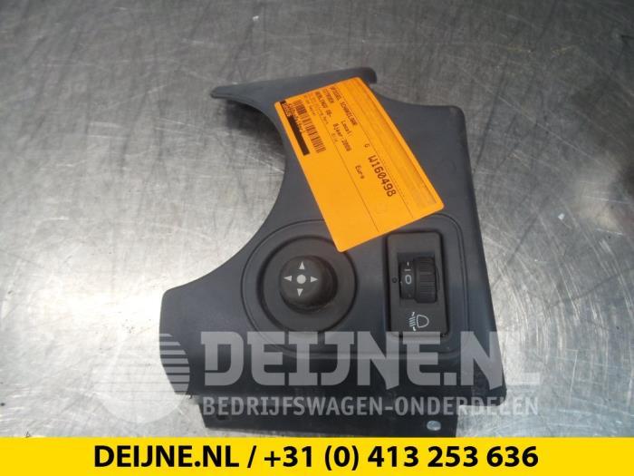 Spiegel Schakelaar - Citroen Berlingo