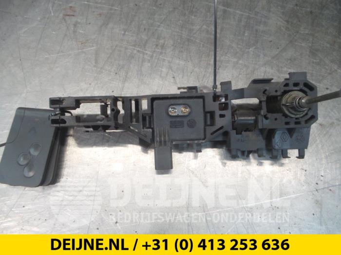 Deurslot Cilinder links - Renault Scenic