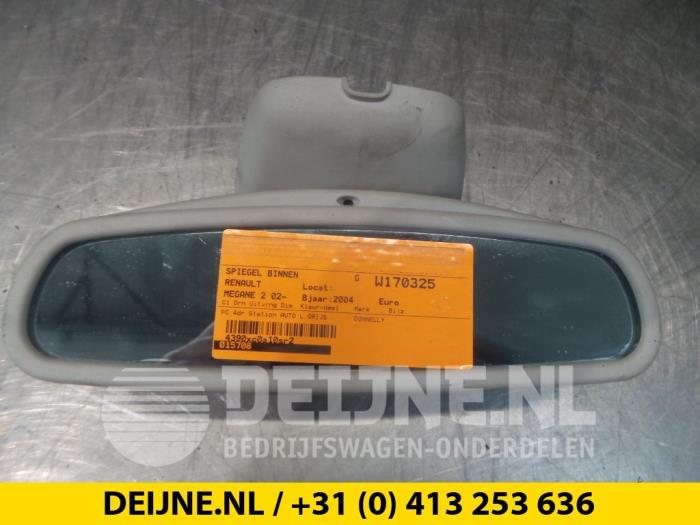 Binnenspiegel - Renault Megane