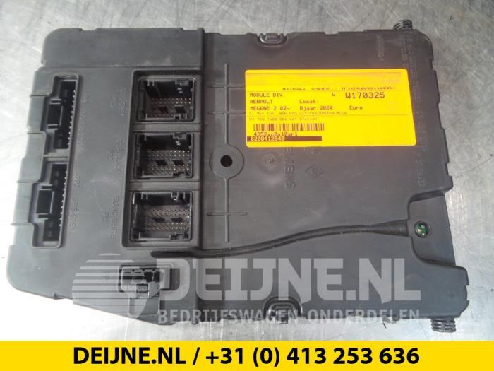 Module (diversen) - Renault Megane