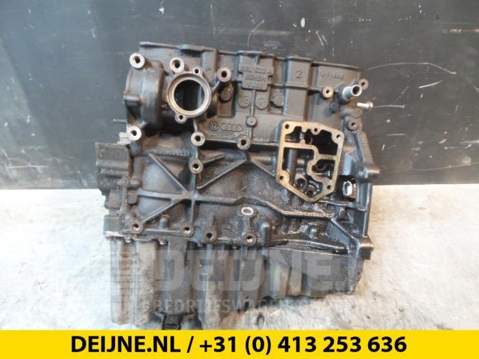 Motor Onderblok - Audi A4
