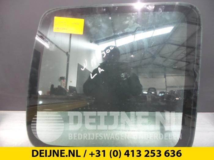 Achterdeur Ruit Bus-Bestel - Peugeot Partner