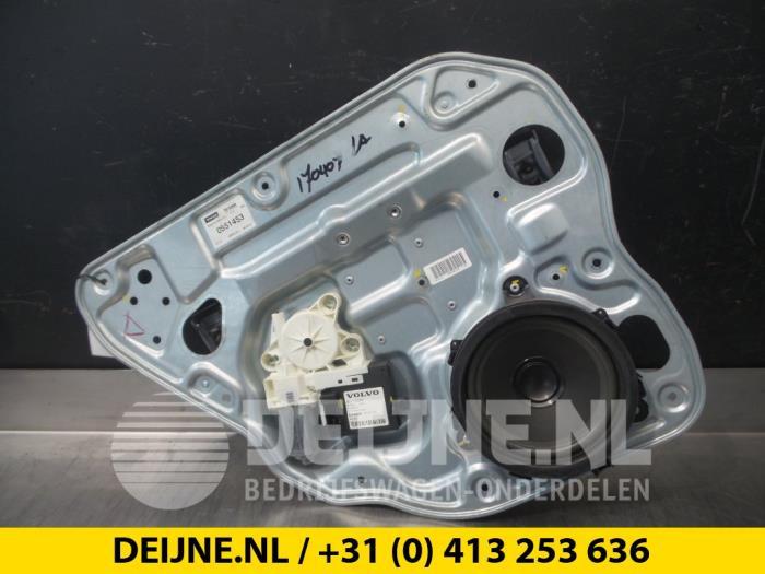 Ruitmechaniek 4Deurs links-achter - Volvo S40