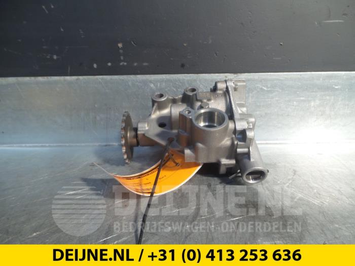 Oliepomp - Renault Laguna