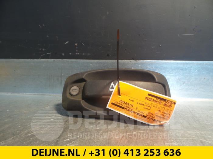 Greep achterdeur Bus-Bestel - Peugeot Bipper