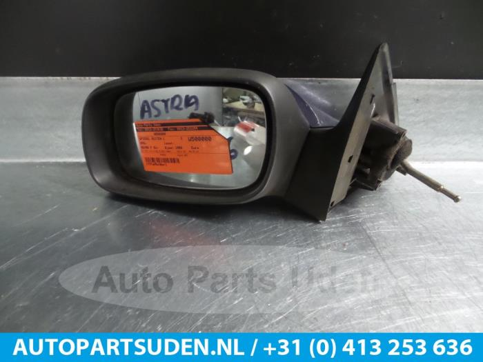 Buitenspiegel links - Opel Astra