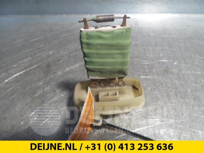 Kachel Weerstand - Opel Movano