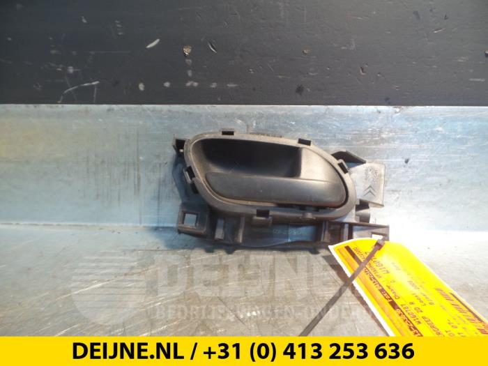 Portiergreep 2Deurs rechts - Peugeot Expert
