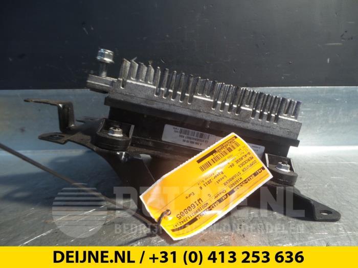Stuurbekrachtiging Computer - Mercedes A-Klasse