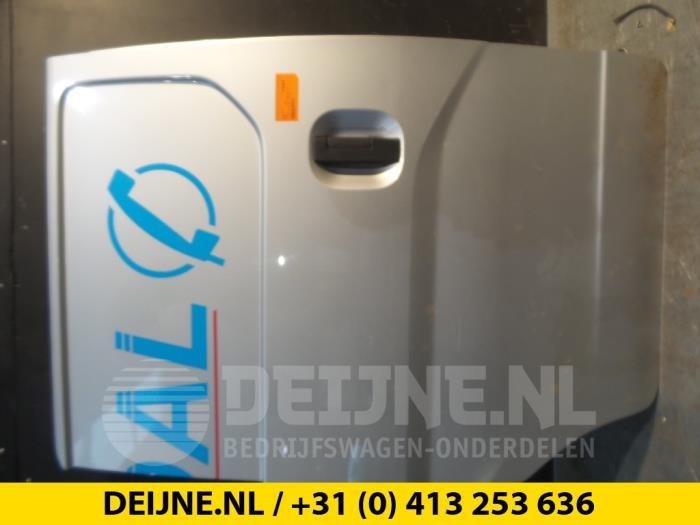 Schuifdeur rechts - Nissan NV200