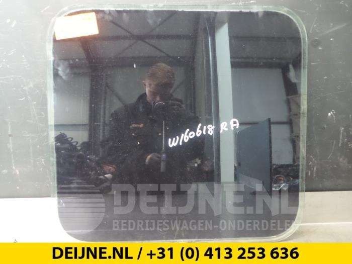 Achterdeur Ruit Bus-Bestel - Fiat Ducato