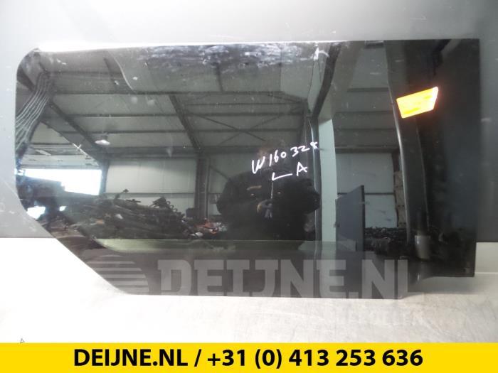 Ruit 2Deurs links-achter - Opel Vivaro