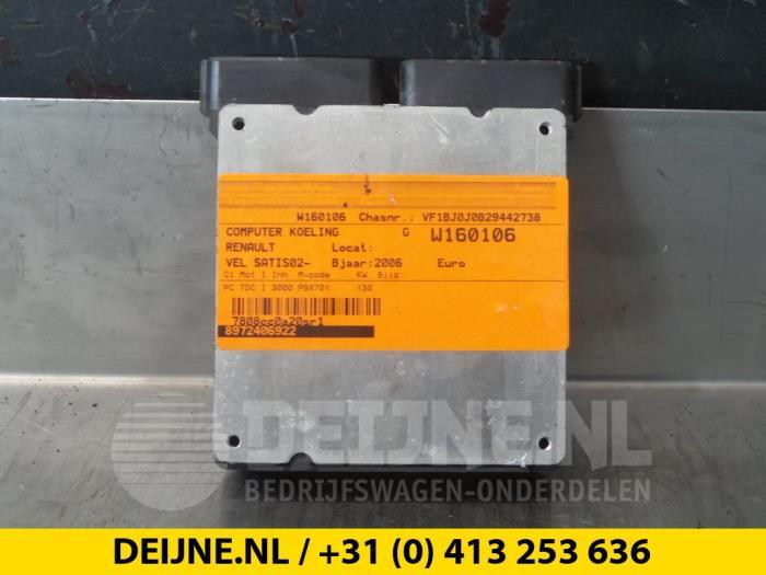 Computer Koeling - Renault Vel Satis