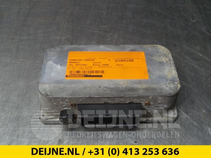 Computer Diversen - Renault Vel Satis