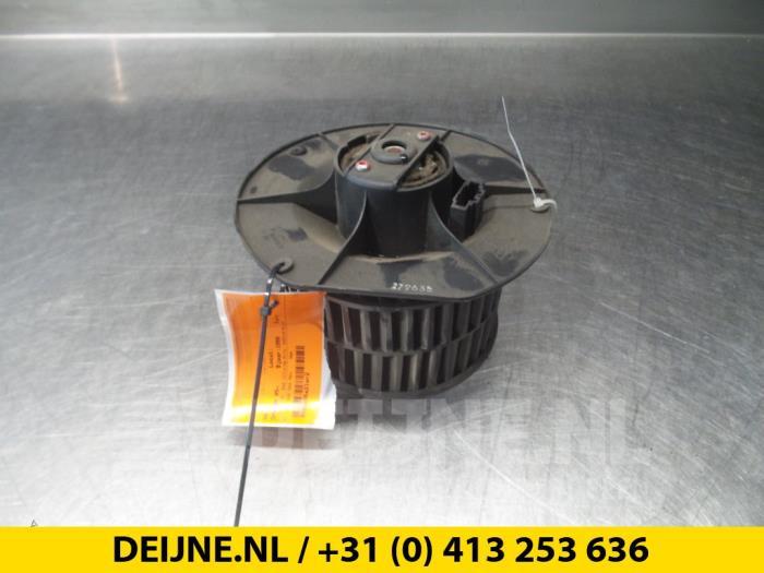 Kachel Ventilatiemotor - Volkswagen Sharan