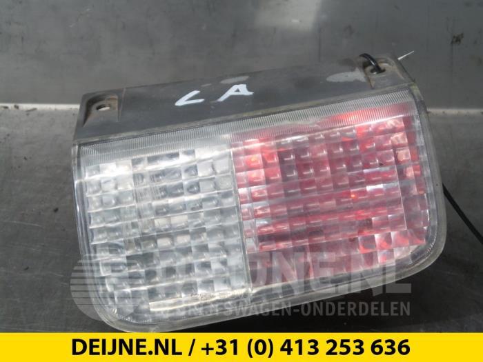 Mistachterlicht - Renault Trafic